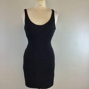 BCBGeneration Designer Black fited dress NWT B-100